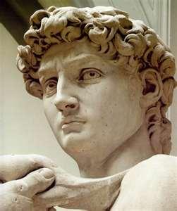 David Statue by Michelangelo