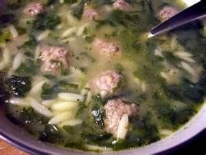 Primo: Italian Wedding Soup