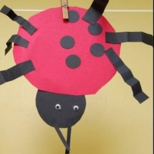 Image credit: http://www.rainbowswithinreach.blogspot.com/2012/04/ladybug-craft-for-young-children.html