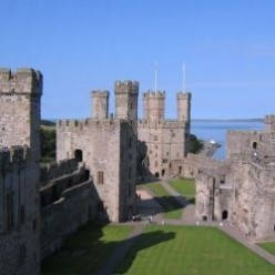 Wales: Llanfair PG, Leeks and Daffodils, & Welsh Cakes