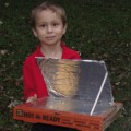 Easiest Solar Oven Ever
