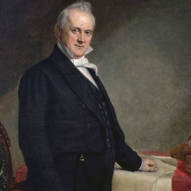 James Buchanan by George Healy