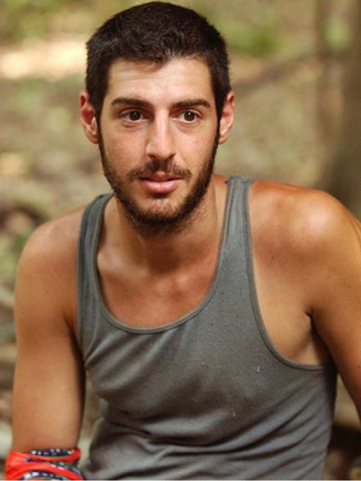 Rob Cesternino in Survivor: The Amazon