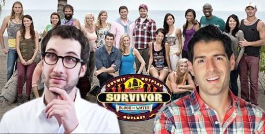 The Survivor Know-It-Alls
