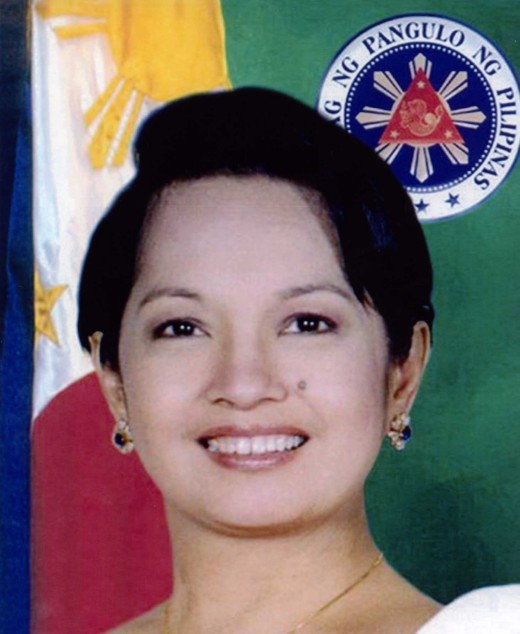 Gloria Macapagal-Arroyo, President of The Philippines