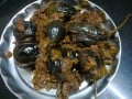 Stuffed Eggplant (Brinjal) recipe- How to stuff Tips