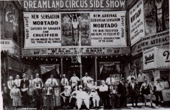 The History of the Freak Show