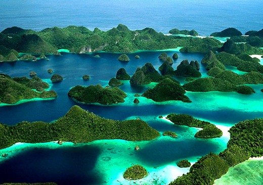 Raja Ampat. The best vacation destination so far