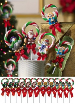 * Christmas Candy Tree Decorations