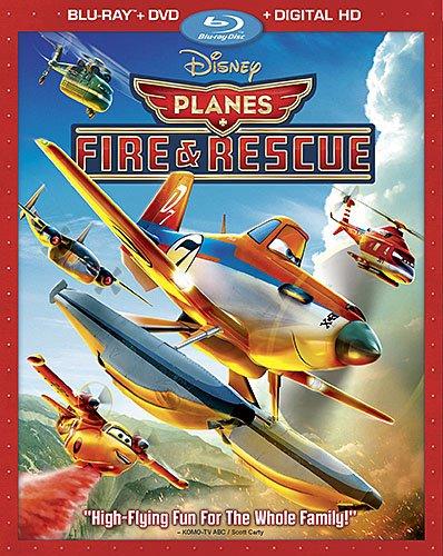 Disney Planes Fire & Rescue Movie
