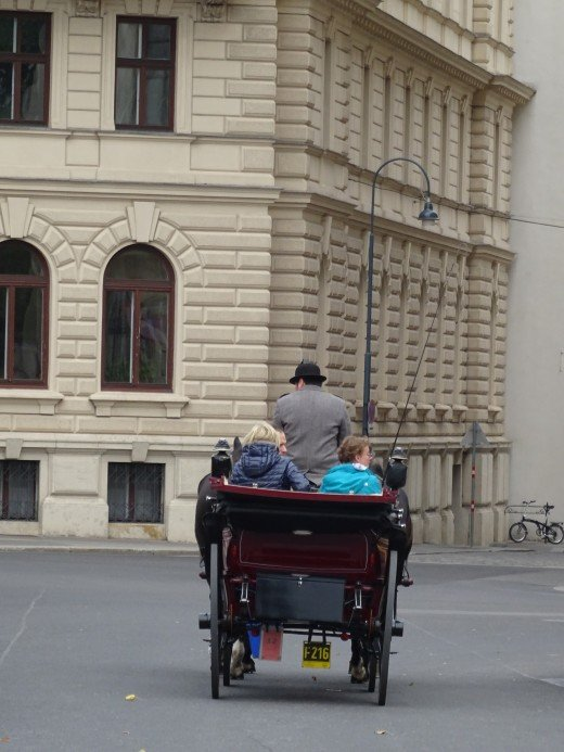 Another mode of transport in Vienna