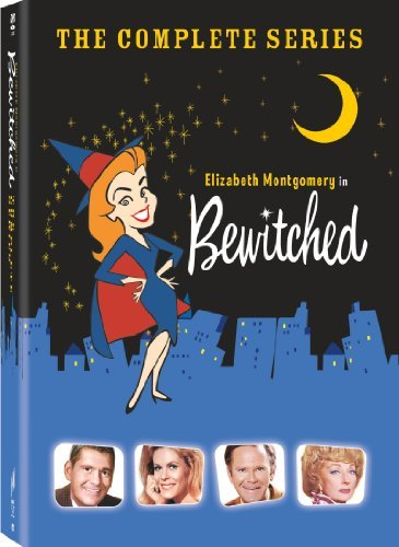 Bewitched. Popular TV show.