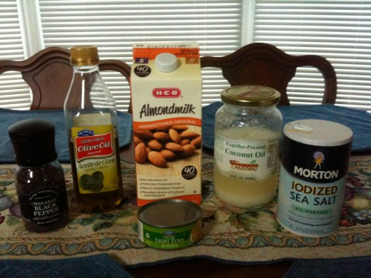 Healthy fats, and other products.