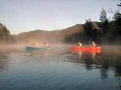 Kayaking & Canoeing - Image courtesy http://www.canoeandkayakhirekangaroovalley.com.au/
