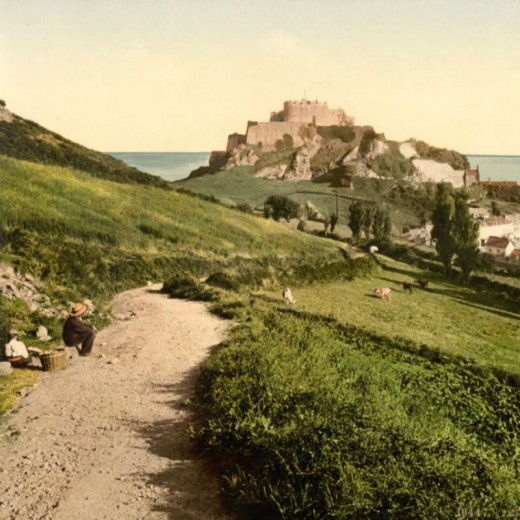 The occupation of the Channel Islands