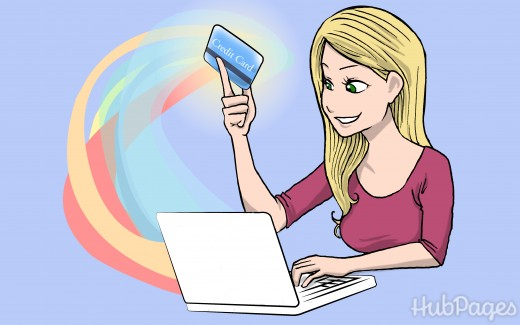 Do you do most of your shopping online? Put away that laptop and try running some errands in the real world.