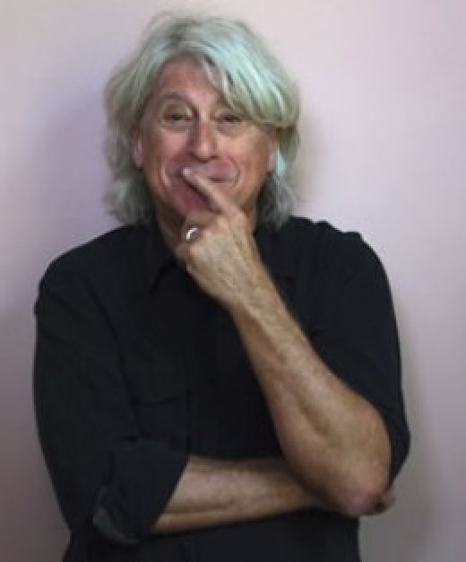 Author and writing instructor John Dufresne