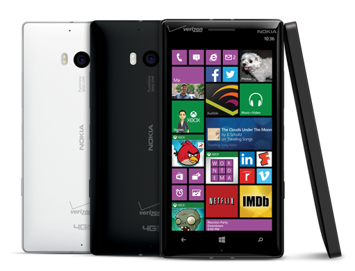 The Lumia Icon also known as the Lumia 930 is a smaller version of the Nokia Lumia 1520 containing the same specs.