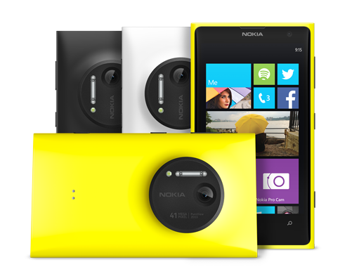 The original Nokia flagship the Lumia 1020 busted out on the market with it's 41MP Camera.