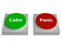 Panic Attack Self Help