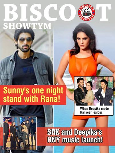 Read the top B town stories of today on India's digital newspaper,brought to you by Biscoot Showtym