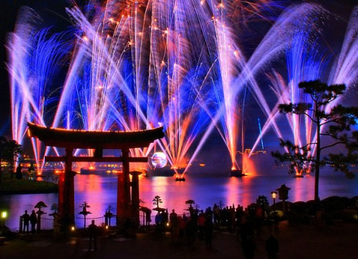 Don't miss Reflections of the Earth at Epcot