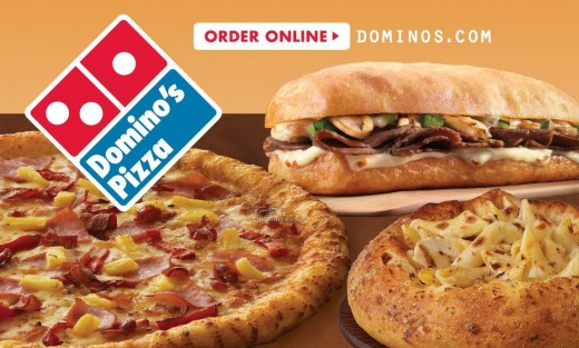 More Dominos Goodies
