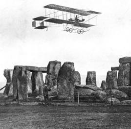 The warplane and its history