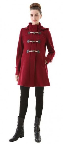 Maternity Clothes Guide - Coats & Jackets - Outerwear for Fall or Winter