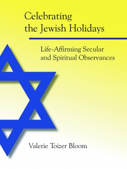 Celebrating the Jewish Holidays: The Story Behind the Book