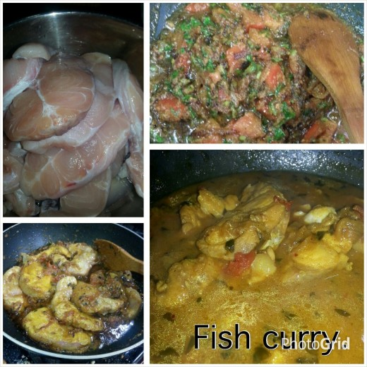 Step by step delicious Fish Curry Recipe