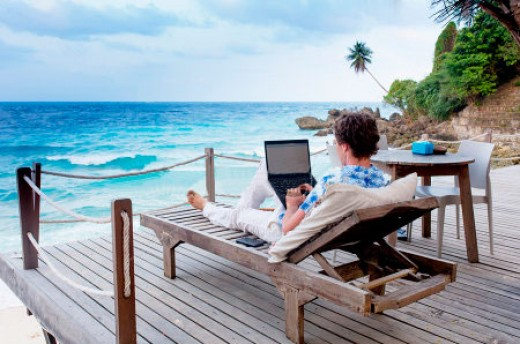 Trend entrepreneurs have a great lifestyle and feel really alive, but most of them are still working, even when they're not. Working can be quite addictive when you're making large amounts of money!