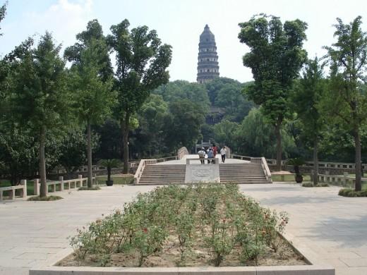 Pagoda Hill