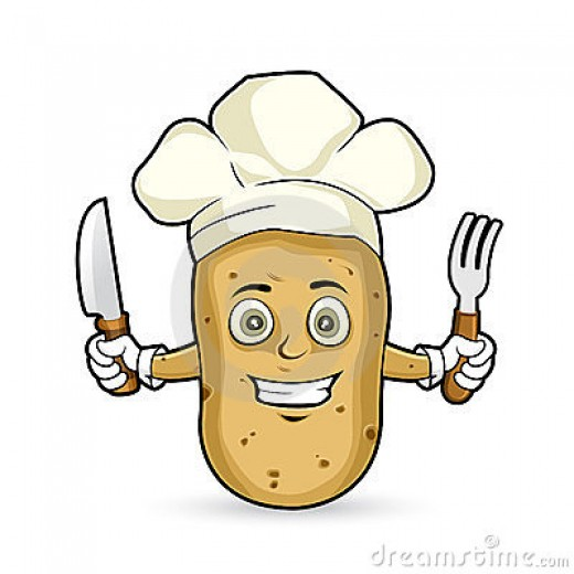 potato chef