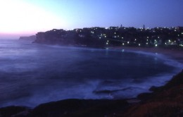 Bronte Beach at Dawn