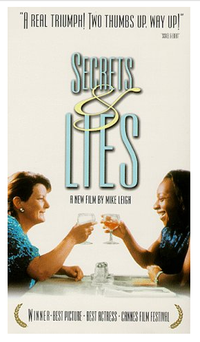 Secret and Lies starring Brenda Blethyn