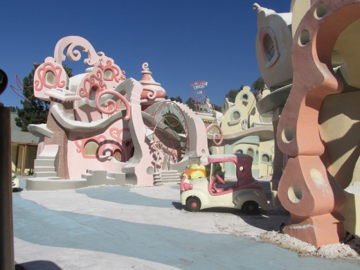 "Set from ""The Grinch"""