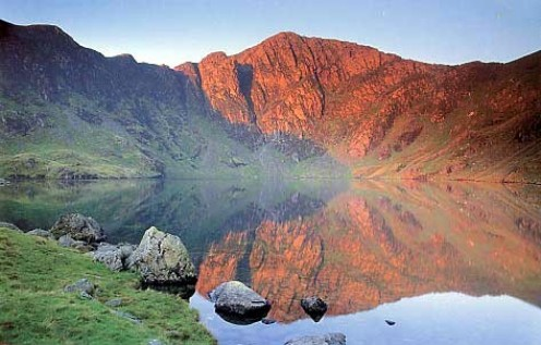 Cader Idris North Wales