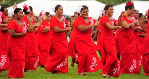 Samoan people.