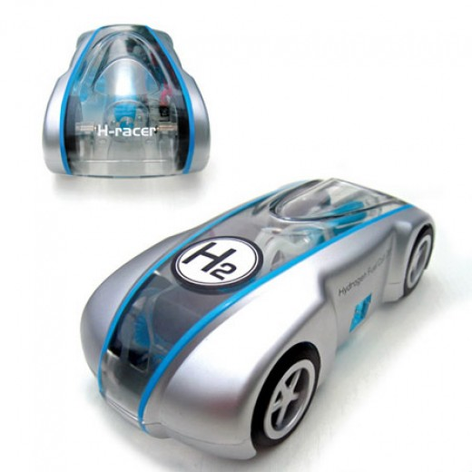 A Hydrogen powered R/C car.