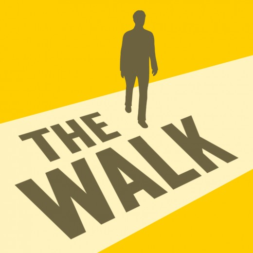 The Walk is a fitness app from Sixtostart.