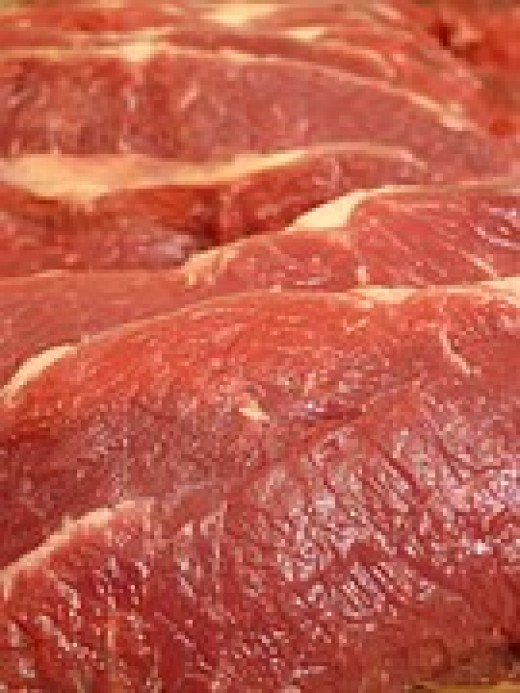Many consumer want to buy meat that is rich in color, the redder the better.