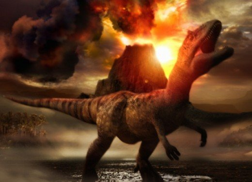Was it an asteroid or an illness that killed the dinosaurs?