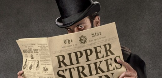 A recent news report states that Jack the Ripper was a Polish immigrant that died in an insane assylum.