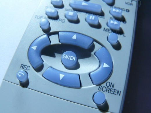 A television remote control.  TV came to dominate the 20th century as the primary source of entertainment and information.  Computers, smartphones, and other internet devices have all eaten into television's dominance in the 21st Century, however.