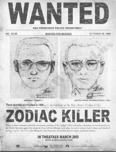 The killer was never found. He kind of looks like BD Cooper to me.