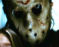 "Close- up of ""Jason Voorhees"""