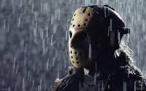 """""""Jason""""  in the rain"""