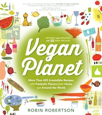 Vegan Planet, by Robin Robertson