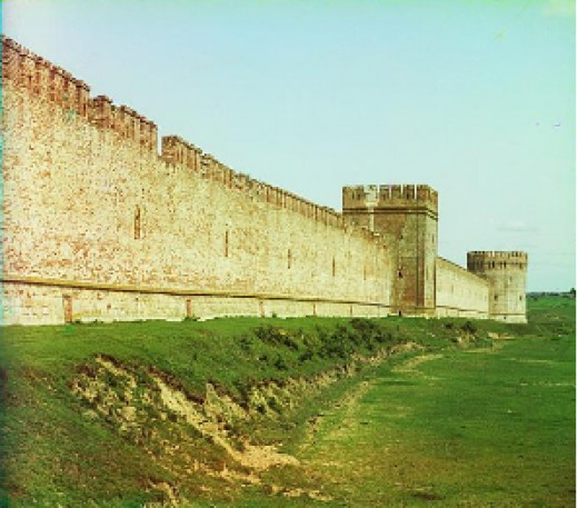 The Wall of Smolensk